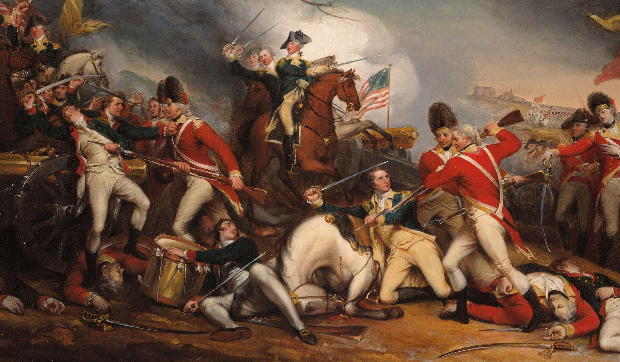 an analysis of the problems that led to the american revolutionary war